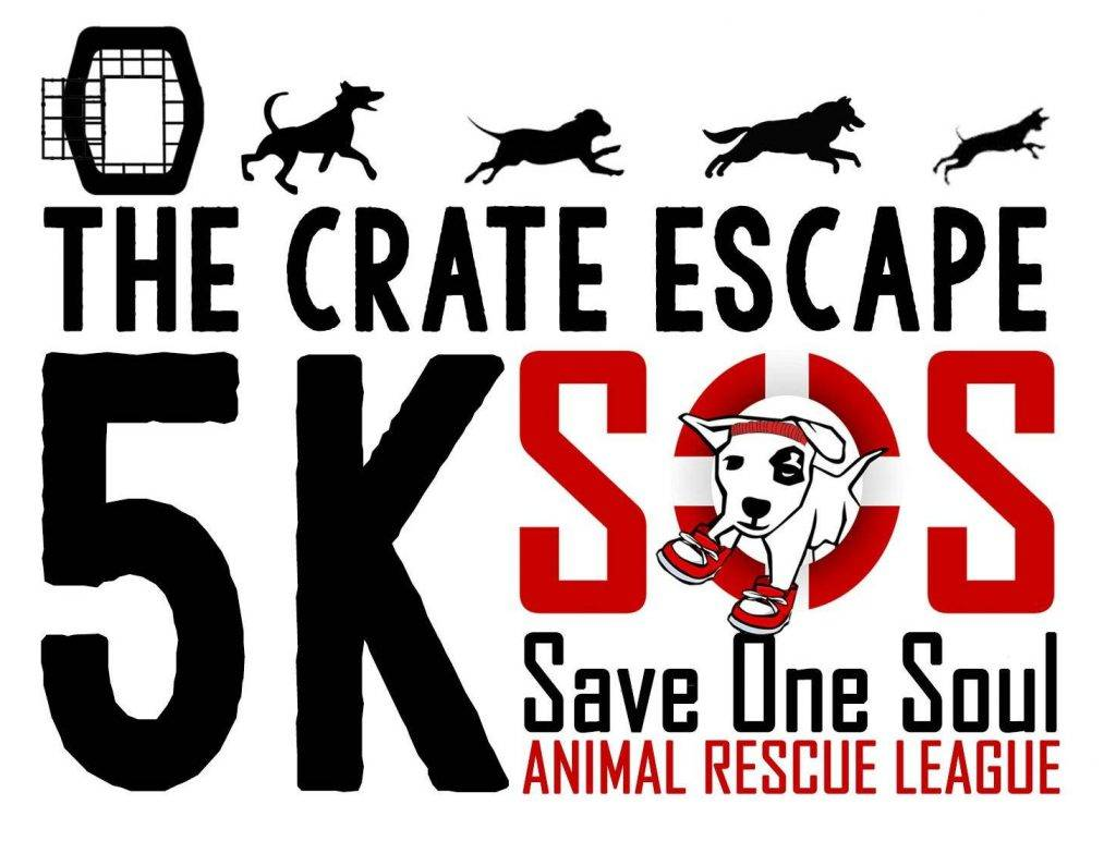 The Save One Soul Crate Escape 5K!